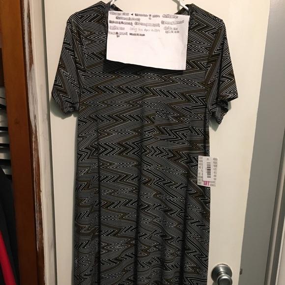 LuLaRoe Dresses & Skirts - ☀️ SUMMER SALE ☀️ LuLaRoe zigzag Carly